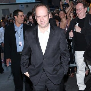 Paul Giamatti in New York Premiere of Cosmopolis - Arrivals