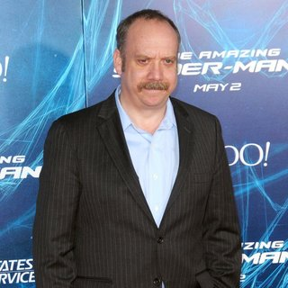 Paul Giamatti in New York Premiere of The Amazing Spider-Man 2 - Red Carpet Arrivals
