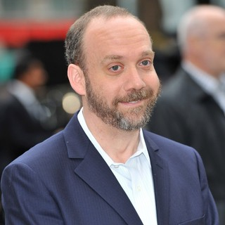 Paul Giamatti in The UK Premiere of Rock of Ages