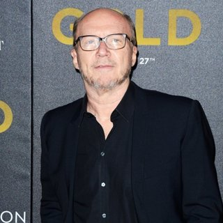 Paul Haggis-World Premiere of Gold - Red Carpet Arrivals