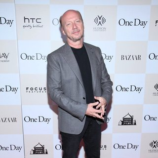 Paul Haggis in New York Premiere of One Day
