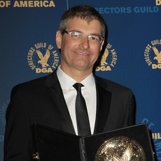 Paul Hoen in 65th Annual Directors Guild of America Awards - Press Room