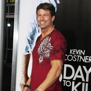 Paul Logan in 3 Days to Kill Premiere - Red Carpet Arrivals