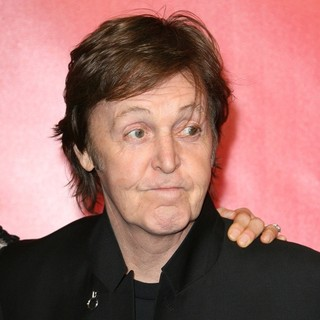 Paul McCartney in 2012 MusiCares Person of The Year Gala Honoring Paul McCartney