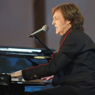 Paul McCartney in The Opening Ceremony of The London 2012 Olympic Games