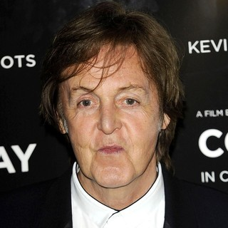 Paul McCartney in World Film Premiere of Comes a Bright Day