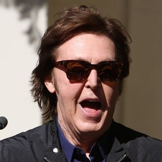 Paul McCartney - Paul McCartney Honored with A Star on The Hollywood Walk of Fame