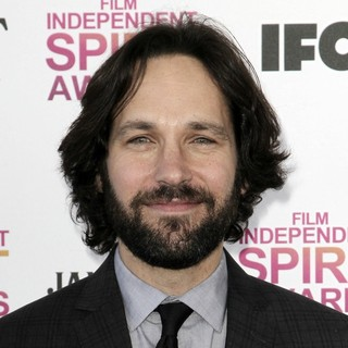 Paul Rudd in 2013 Film Independent Spirit Awards - Arrivals