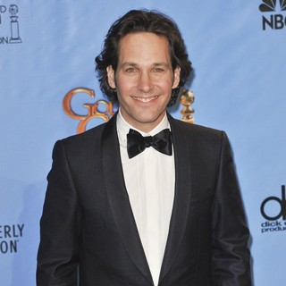 Paul Rudd in 70th Annual Golden Globe Awards - Press Room