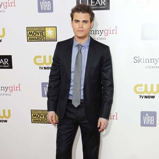 Paul Wesley in 18th Annual Critics' Choice Movie Awards