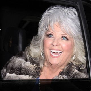Paula Deen in Paula Deen at NBC Studios to Discuss Her Type-2 Diabetes on The Today Show