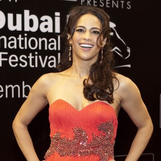 Paula Patton in 2011 Dubai International Film Festival - Mission: Impossible Ghost Protocol - Red Carpet