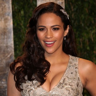 Paula Patton in 2012 Vanity Fair Oscar Party - Arrivals