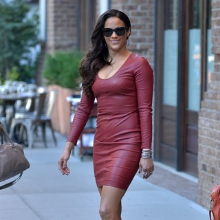 Paula Patton in Paul Patton Going to Out for Night