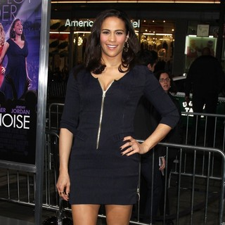 Paula Patton in The Premiere of Joyful Noise - Arrivals