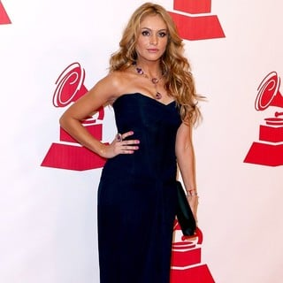 Paulina Rubio in 2011 Latin Recording Academy Person of The Year Tribute to Shakira