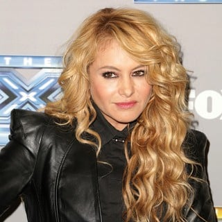 Paulina Rubio in The X Factor Season 3 Finale - Arrivals