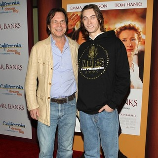 Bill Paxton, James Paxton in Saving Mr. Banks Los Angeles Premiere