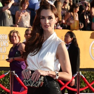 Paz Vega in The 18th Annual Screen Actors Guild Awards - Arrivals