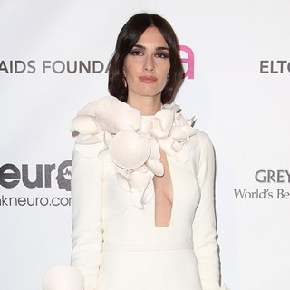 Paz Vega in 21st Annual Elton John AIDS Foundation's Oscar Viewing Party
