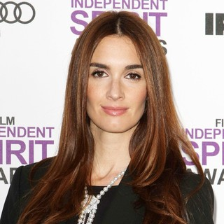 Paz Vega in 27th Annual Independent Spirit Awards - Arrivals