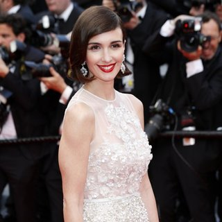 Paz Vega in 67th Cannes Film Festival - Opening Ceremony - paz-vega-67th-cannes-film-festival-04