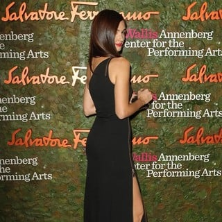 Paz Vega in Opening Night Gala of The Wallis Annenberg Center for The Performing Arts