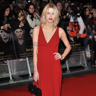 Peaches Geldof in The Premiere of The Twilight Saga's Breaking Dawn Part II - Arrivals