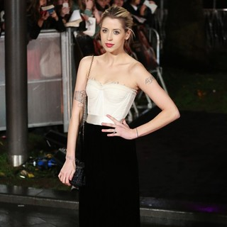 Peaches Geldof in The World Premiere of The Hunger Games: Catching Fire - Arrivals