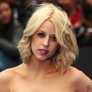 Peaches Geldof in Prometheus UK Film Premiere - Arrivals