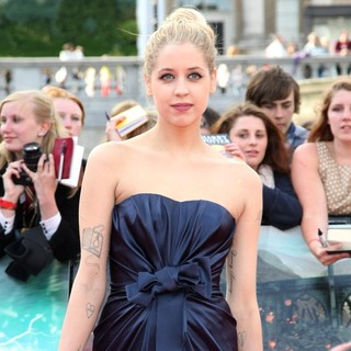 Peaches Geldof in Harry Potter and the Deathly Hallows Part II World Film Premiere - Arrivals