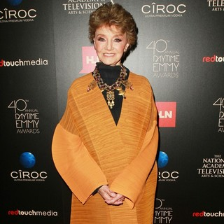 Peggy McCay in The 40th Annual Daytime Emmy Awards - Arrivals