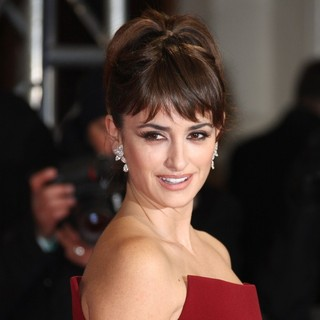 Penelope Cruz in Orange British Academy Film Awards 2012 - Arrivals