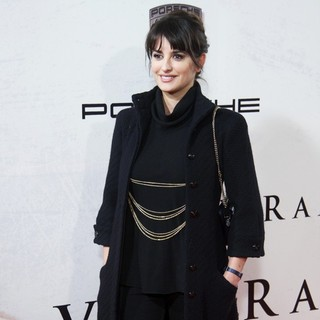Penelope Cruz in Back to Birth Premiere