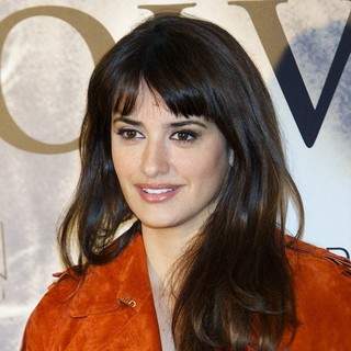 Penelope Cruz in The Venuto al Mondo Photocall