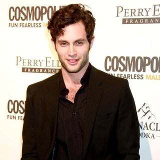 Penn Badgley in Cosmopolitan Magazine's Fun Fearless Males of 2011