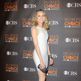 Diane Kruger in People's Choice Awards 2010