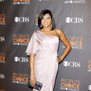 Taraji P. Henson in People's Choice Awards 2010