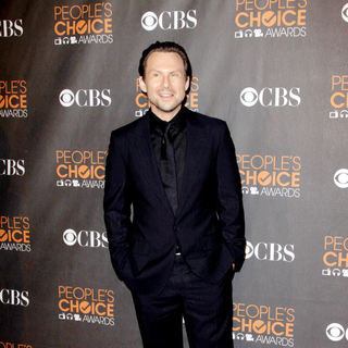 Christian Slater in People's Choice Awards 2010