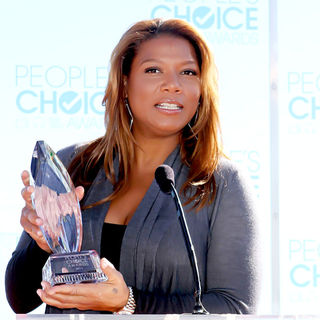 Queen Latifah in 2011 People's Choice Awards Nominations Announcement