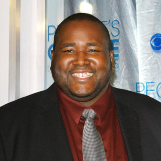 Quinton Aaron in 2011 People's Choice Awards - Arrivals