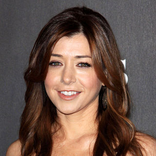 Alyson Hannigan in People's Choice Awards 2010