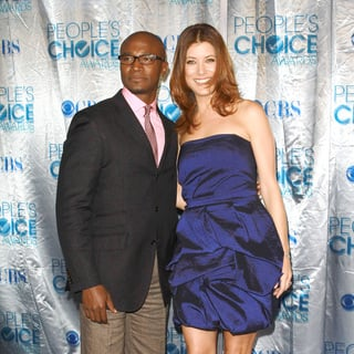 Taye Diggs, Kate Walsh in 2011 People's Choice Awards - Arrivals