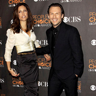 Ryan Haddon, Christian Slater in People's Choice Awards 2010