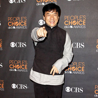 Jackie Chan in People's Choice Awards 2010