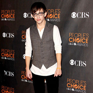 Kevin McHale in People's Choice Awards 2010