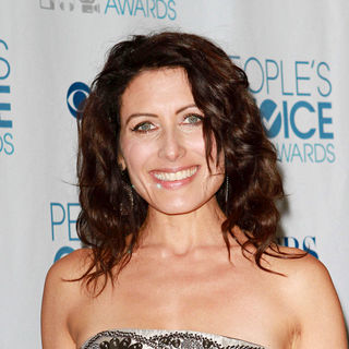 Lisa Edelstein in 2011 People's Choice Awards - Press Room