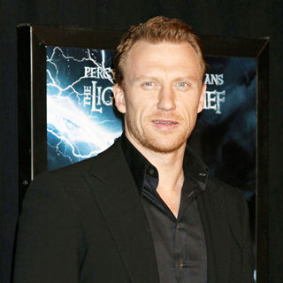 Kevin McKidd in The Premiere of 'Percy Jackson & the Olympians: The Lightning Thief'