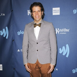 Perez Hilton in 24th Annual GLAAD Media Awards - Arrivals