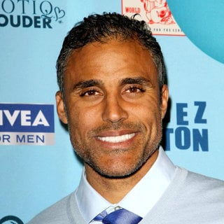 Rick Fox in 'Perez Hilton's Blue Ball 33rd Birthday Celebration' - Arrivals